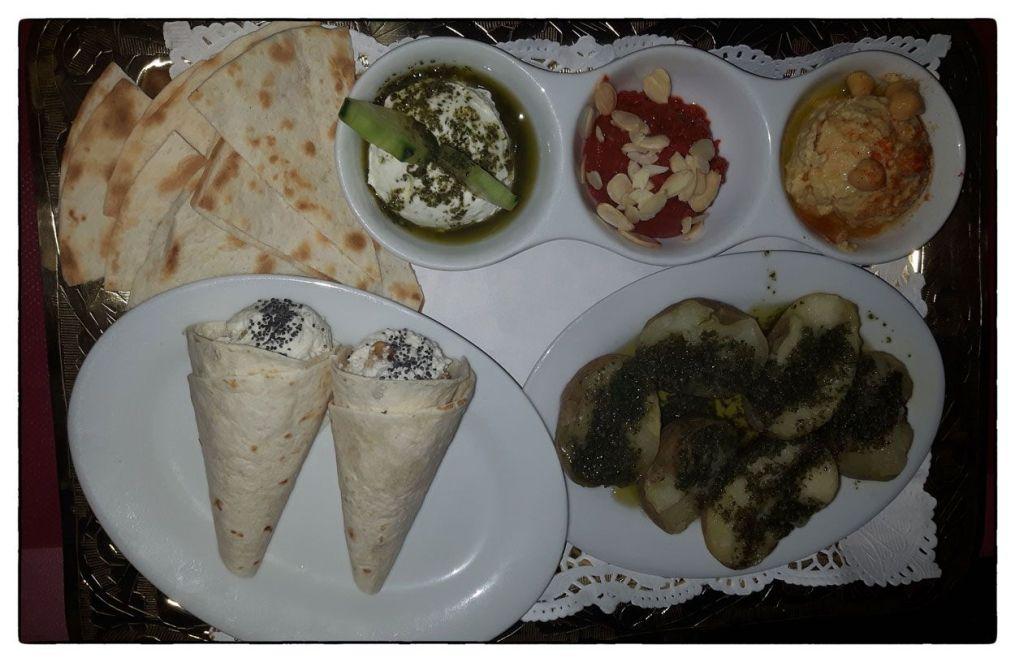 Restaurante arabe zaragoza