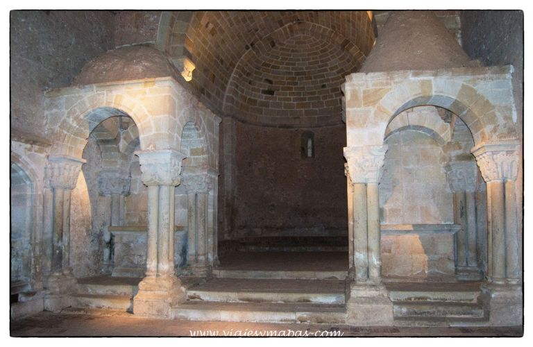 Visita al monasterio de san juan de duero