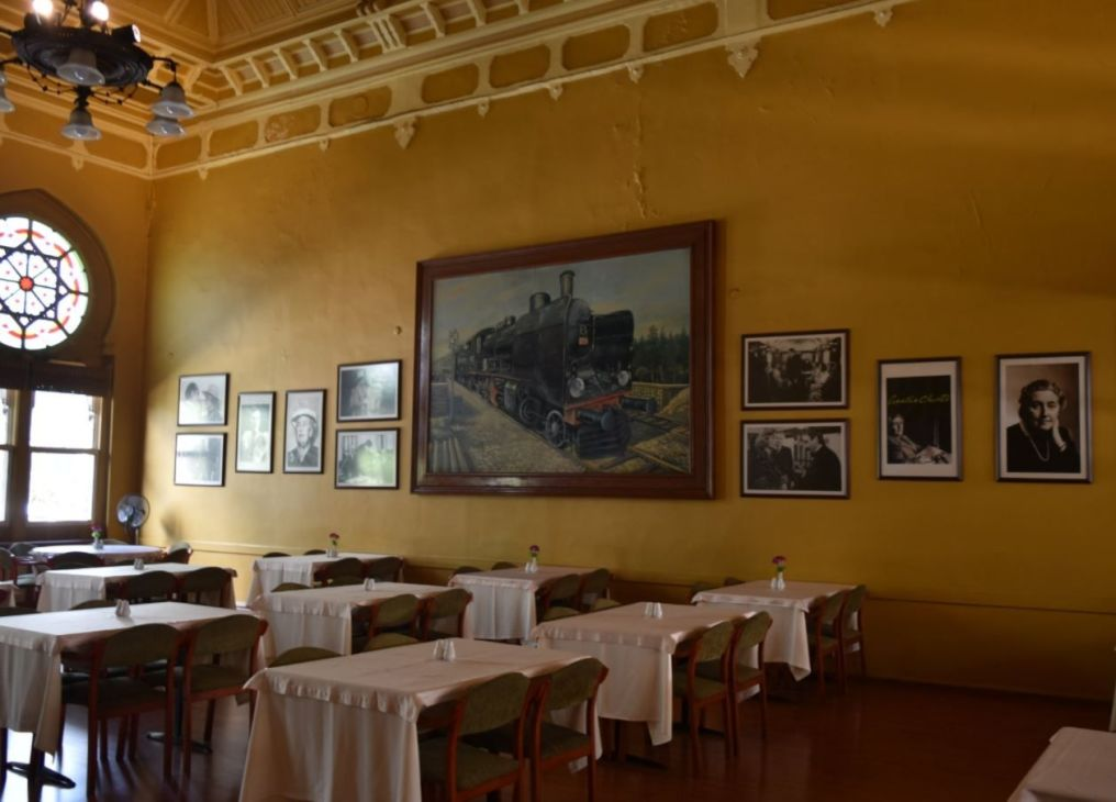 Restaurantes en Estambul