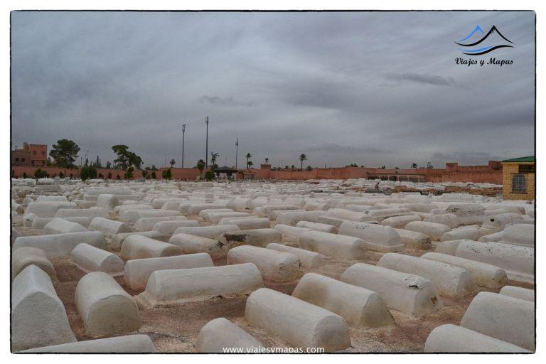 Cementerio judío Marrakech