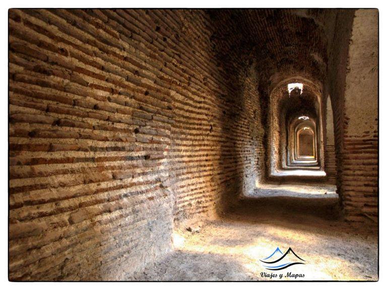 Visita al Castillo de la Mota