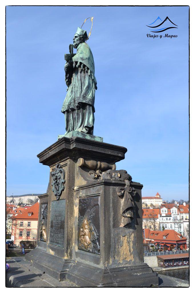 Estatua-de-San-Juan-Nepomuceno