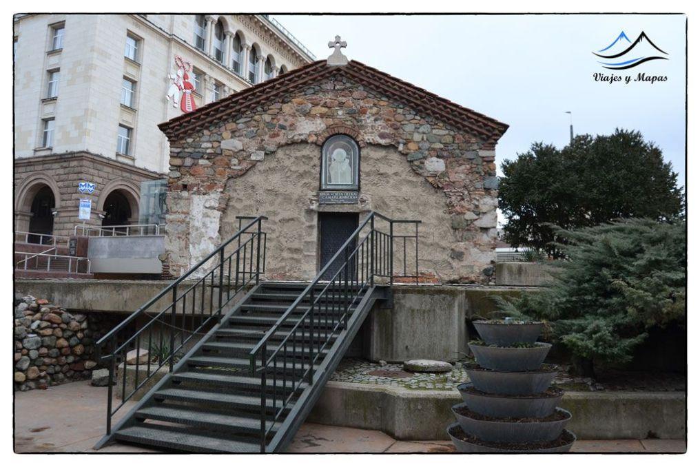Iglesia de Sveta Petka