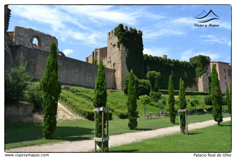 Castillo de Olite