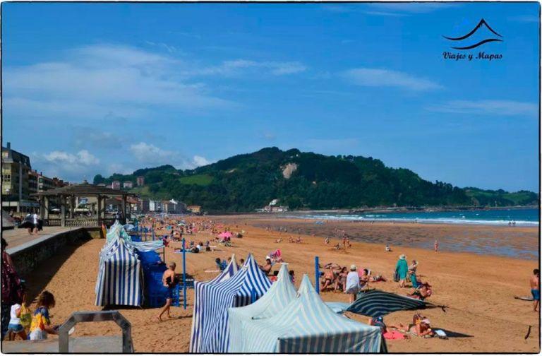 Playa-de-Zarautz