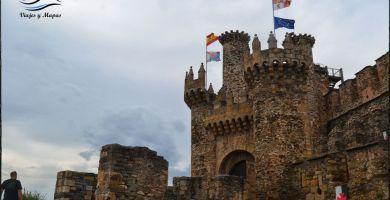 Castillo-de-Ponferrada