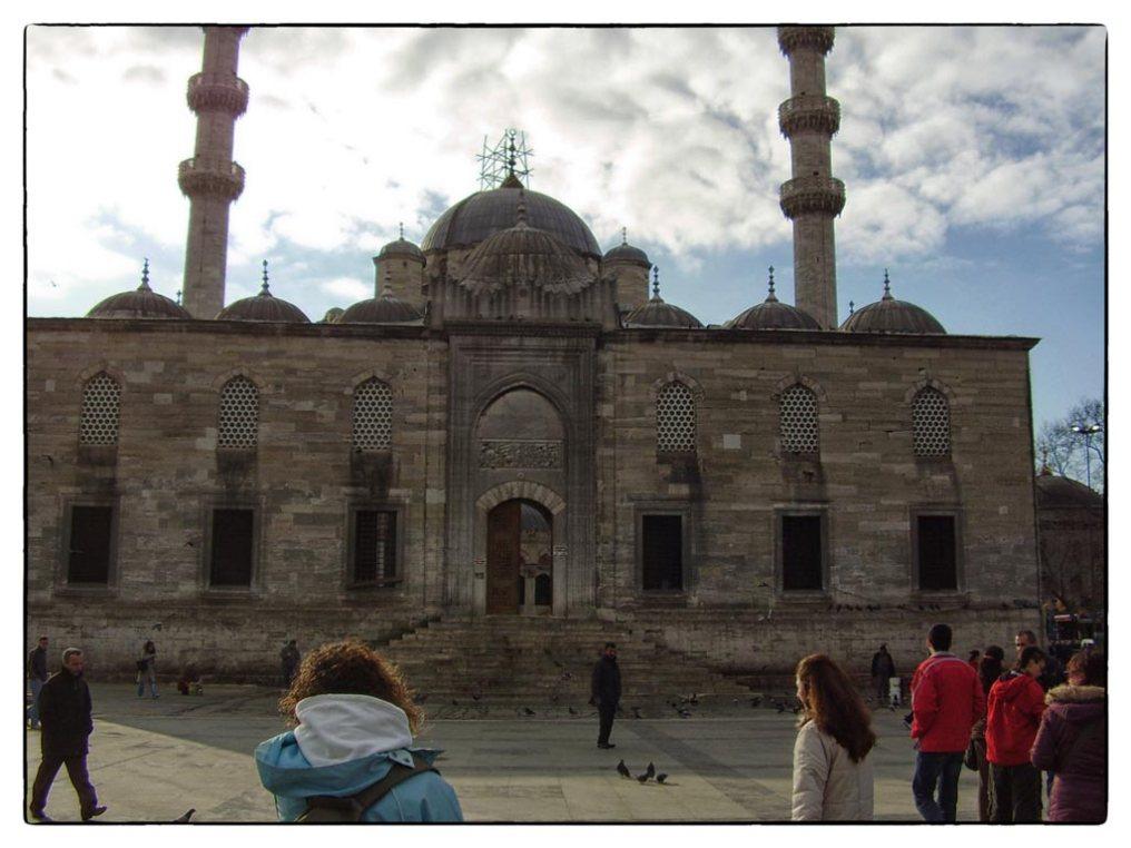 Mezquita-de-Fatih