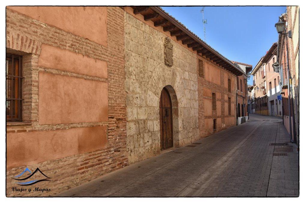 Casas-Palaciegas-Tordesillas