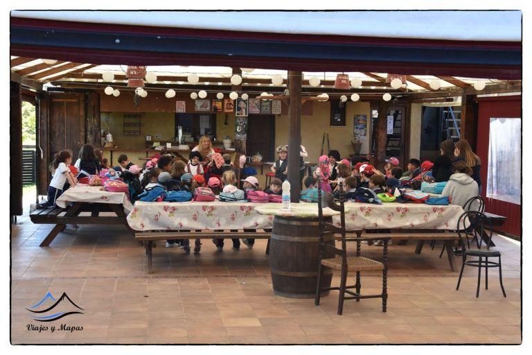 Campamentos-niños-hotell-sabinares-de-arlanza