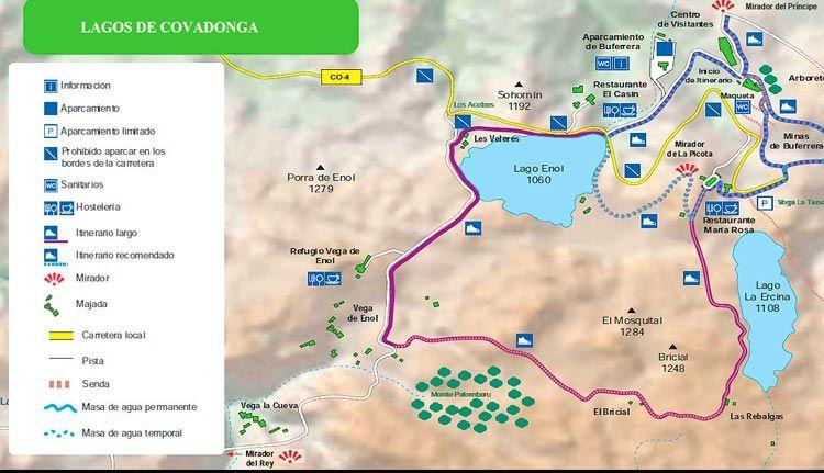 Lagos De Covadonga Rutas Qué Ver Cómo Subir