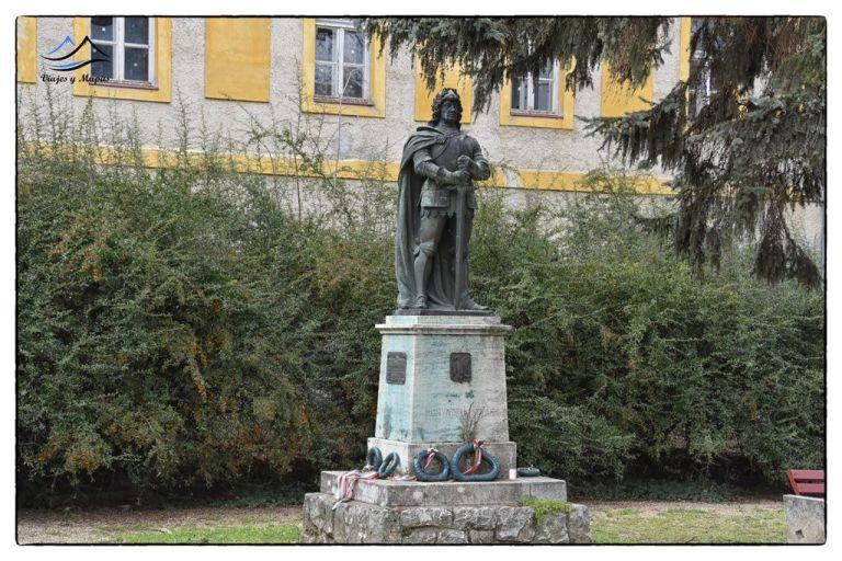Kőszeg-estatuas