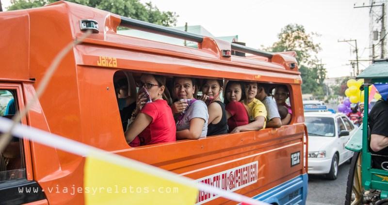 Paseo en Jeepney