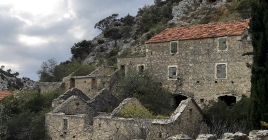 Malo Grablje, el pueblo abandonado por los Tudor