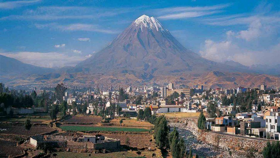 Arequipa - Perú - Turismo - Viajes y Tramites
