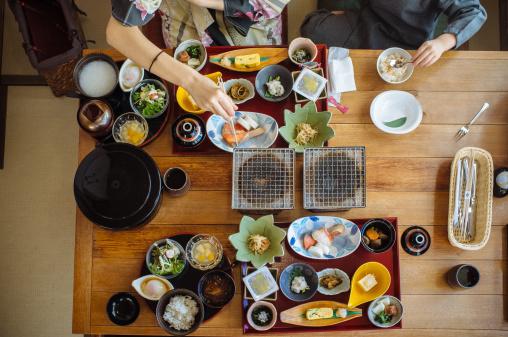 Comida japón