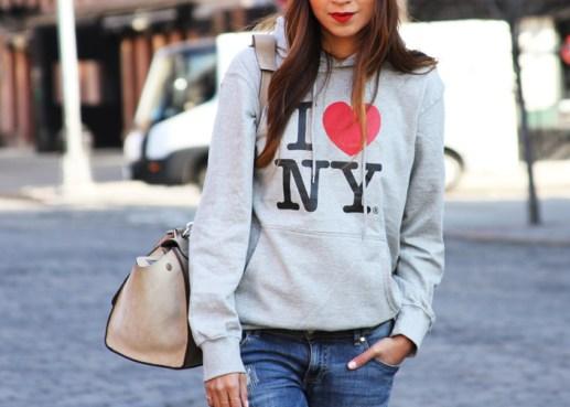 i love NY Sweater