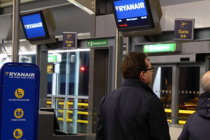 RyanAir Stansted 5