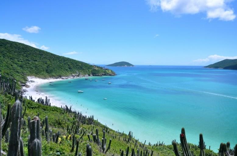 Praia do Forno playa