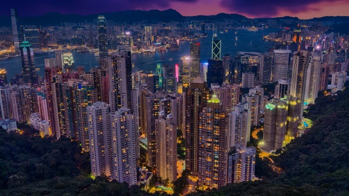 skylines-Hong Kong 2