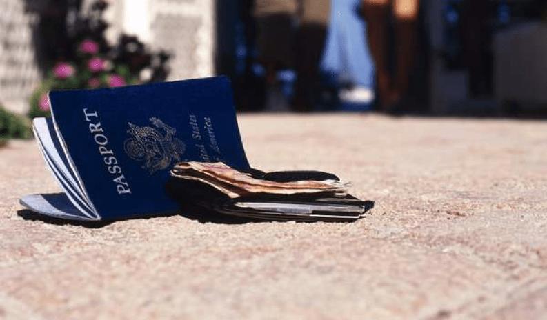 que hacer pasaporte perdido
