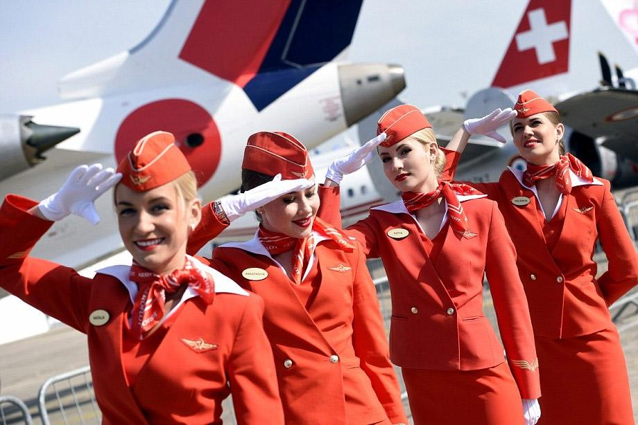 uniforme-aeroflot