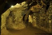 Ciudad subterránea en Capadocia