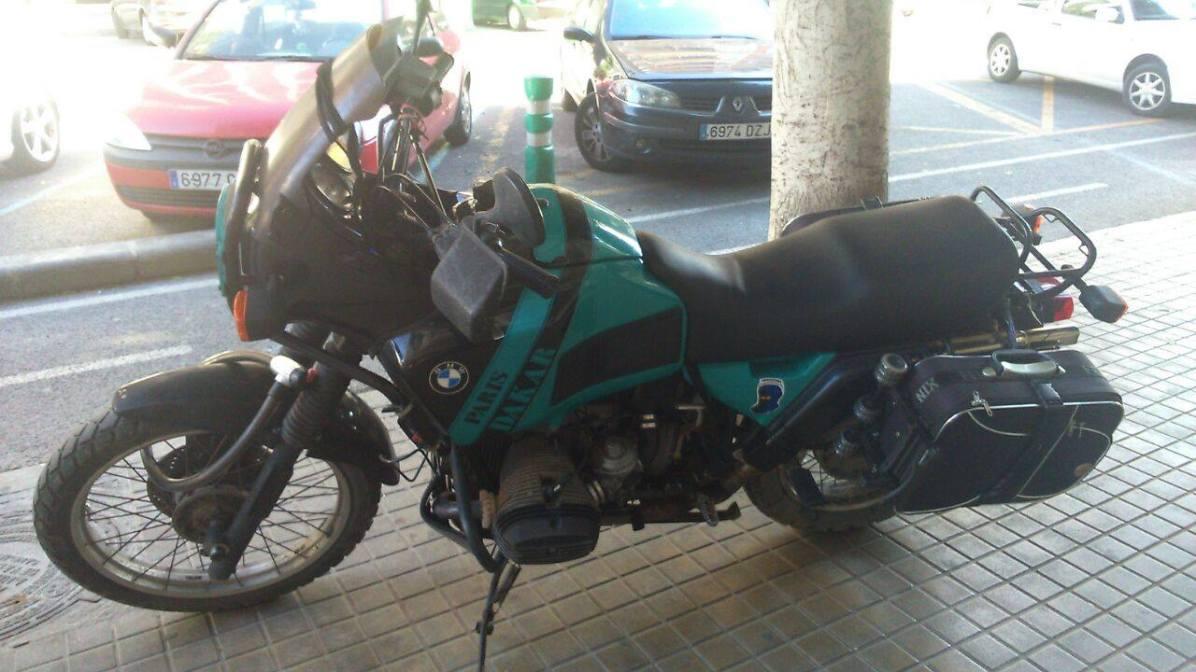 "Maletas BMW ""Troller"""