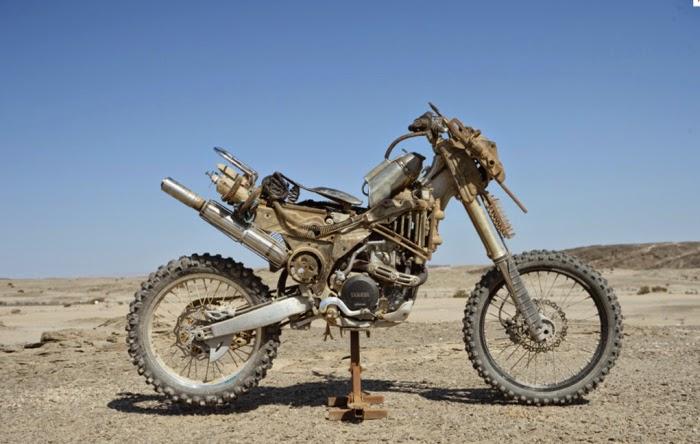 Yamaha YZ250F?