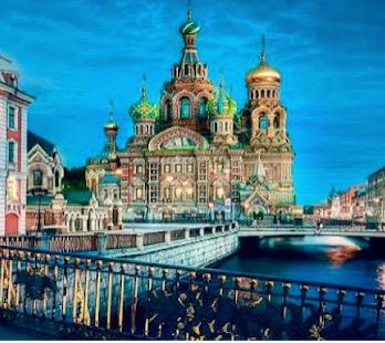 Moscu Rusia