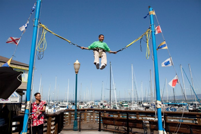 Frequent Flyers. Foto: site oficial Pier 39