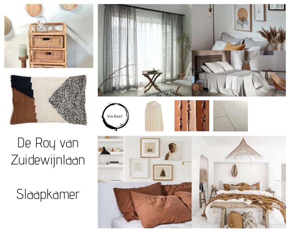 moodboard slaapkamer stijlen klein