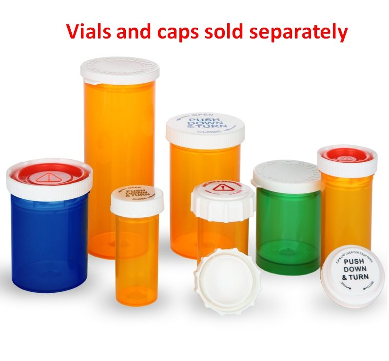 secure advantage vials