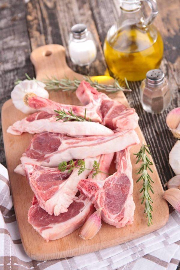 Agneau de provence, agneau vente en ligne, colis d'agneau, en direct des éleveurs, cicruit court, viande livrée à domicile