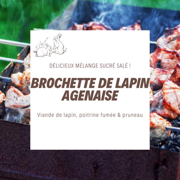 brochette, barbecue, BBQ, grillade, lapin