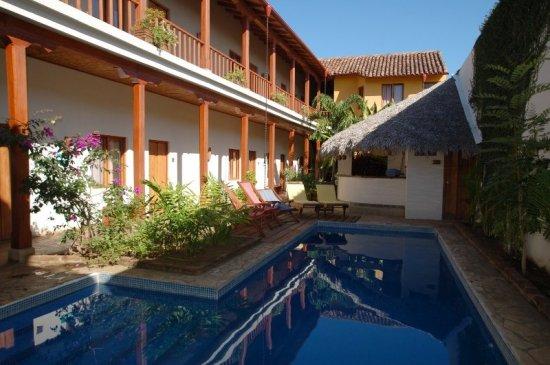 Hotel con Corazn  Granada  Nicaragua  ViaNicacom
