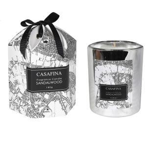 Casafina sandalwood candle
