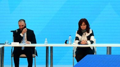 """Martín Guzmán se plantó ante Cristina Kirchner: """"Nuestros subsidios son pro-ricos"""""""