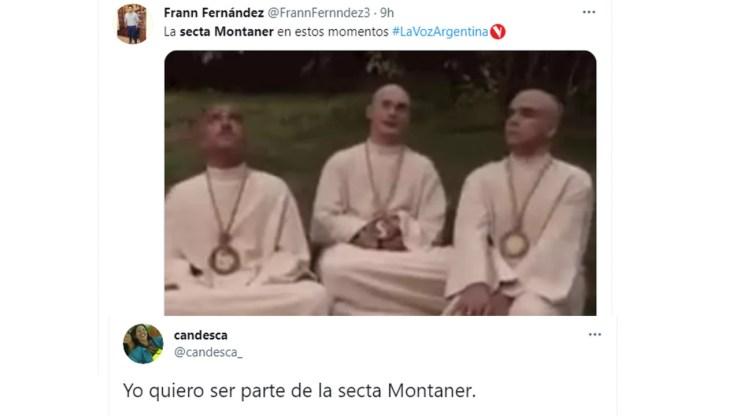 Los memes sobre los dichos de Ricardo Montaner sobre la secta.