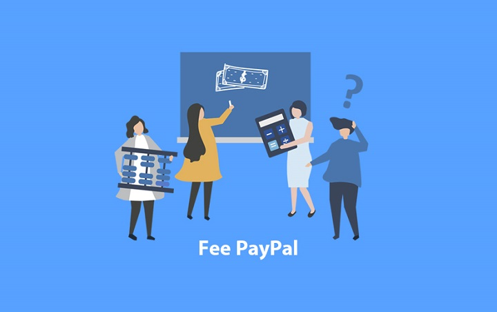 Biaya Transfer PayPal Withdraw ke Bank Lokal Indonesia