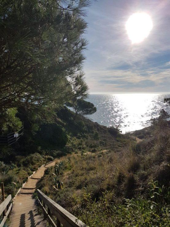 Unknown Portugal: Down to Paradise In Via – On the Way – Matkalla   Praia de Santa Eulália, Albufeira