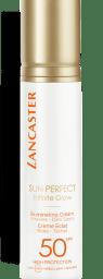 Laiskan perheenäidin parhaat aurinkovoiteet Lancaster Illuminating Cream SPF50