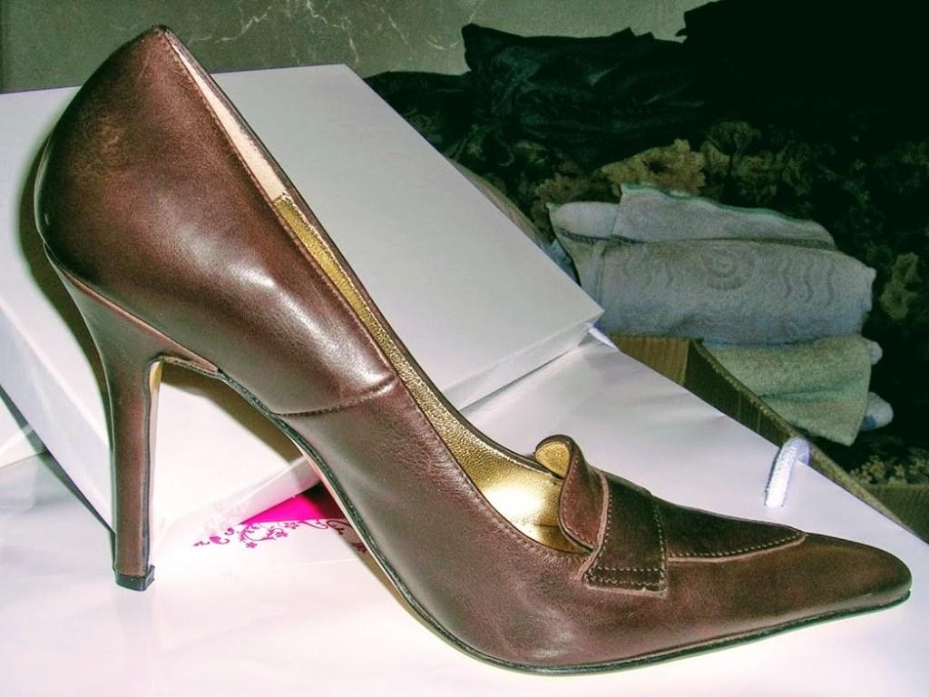 Italian Heels disaster