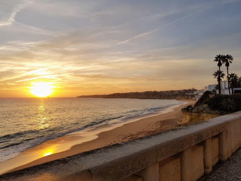 Armação de Pêra, Algarve, Portugal