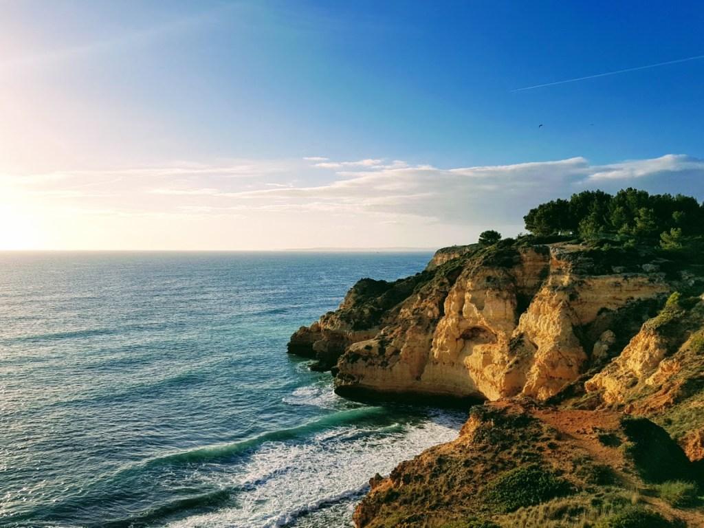 Onnistunut perheloma Algarvessa Carvoeiro