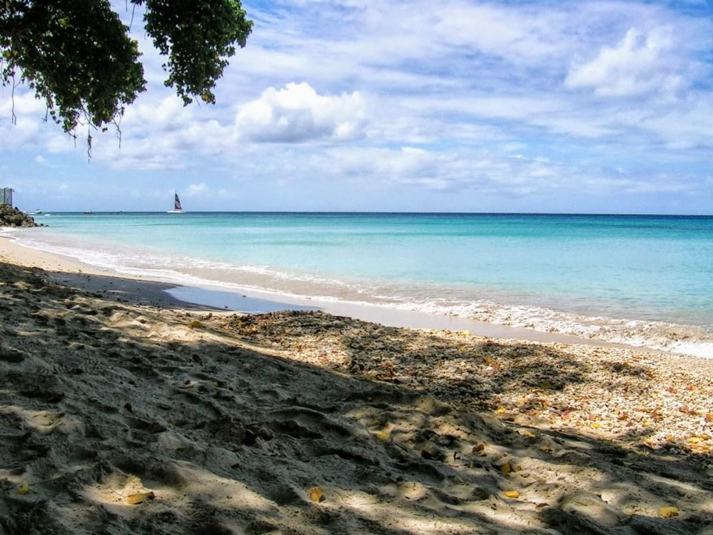 Meri - Päivän inspiraatiokuva, Batts Rock Bay, Barbados