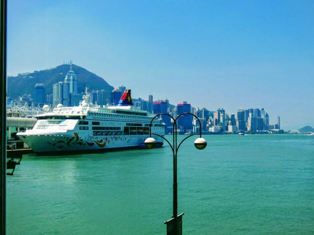 Meri - Päivän inspiraatiokuva, Hong Kong