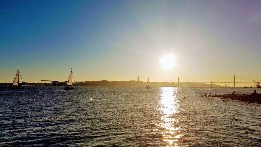 Meri - Päivän inspiraatiokuva, Lissabon