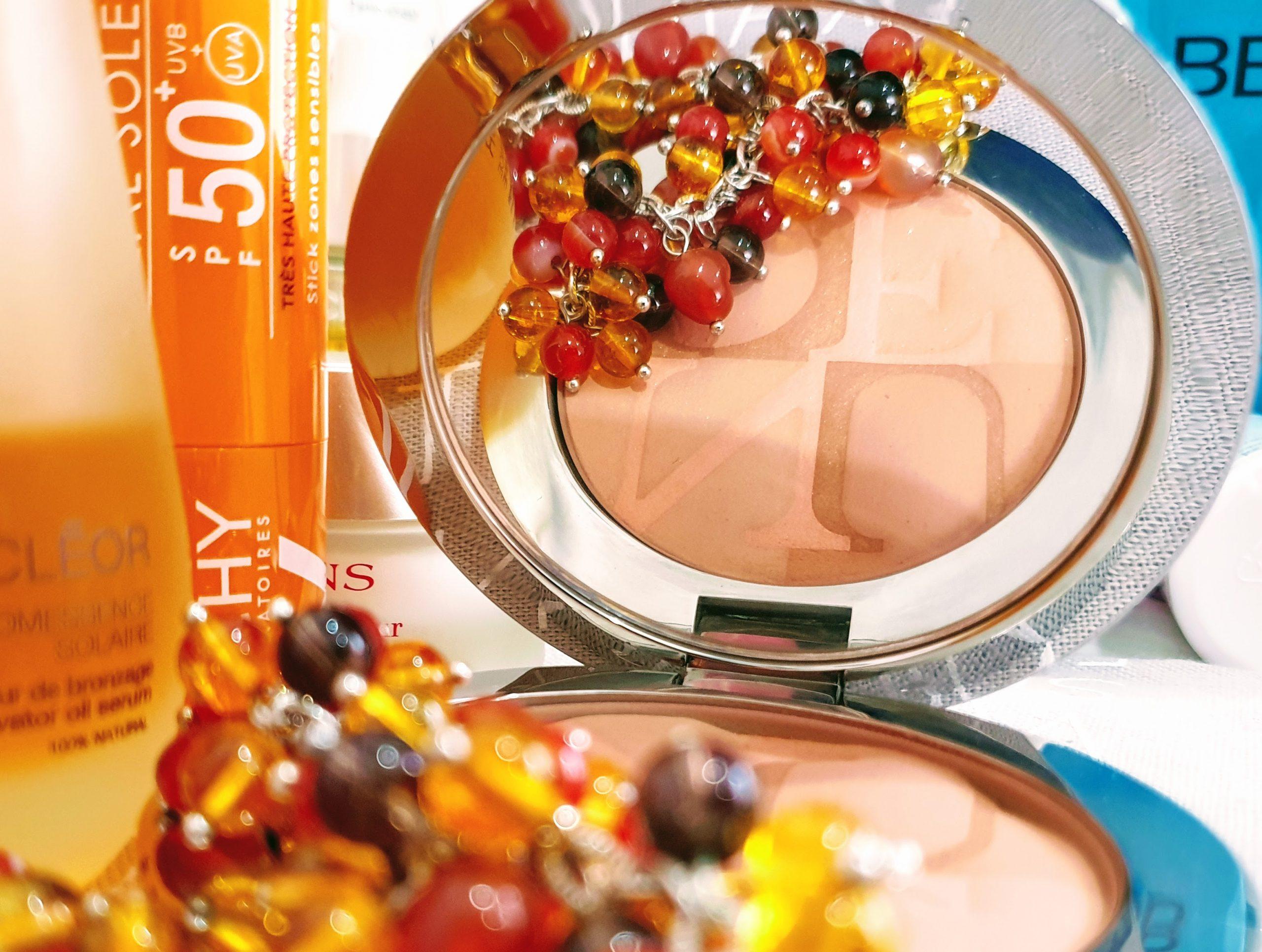 kosmetiikan suosikkilistani Dior kuvitus