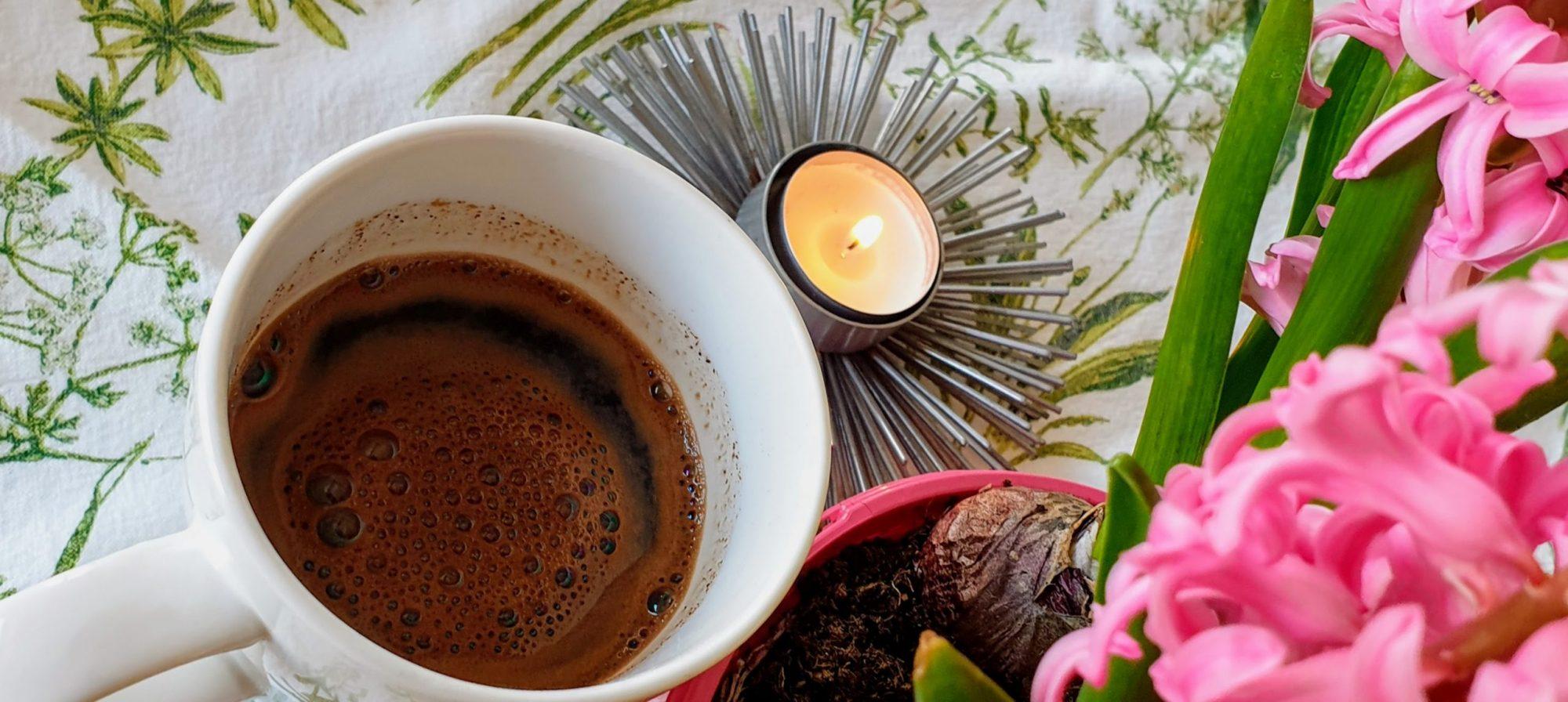 kahvi banner