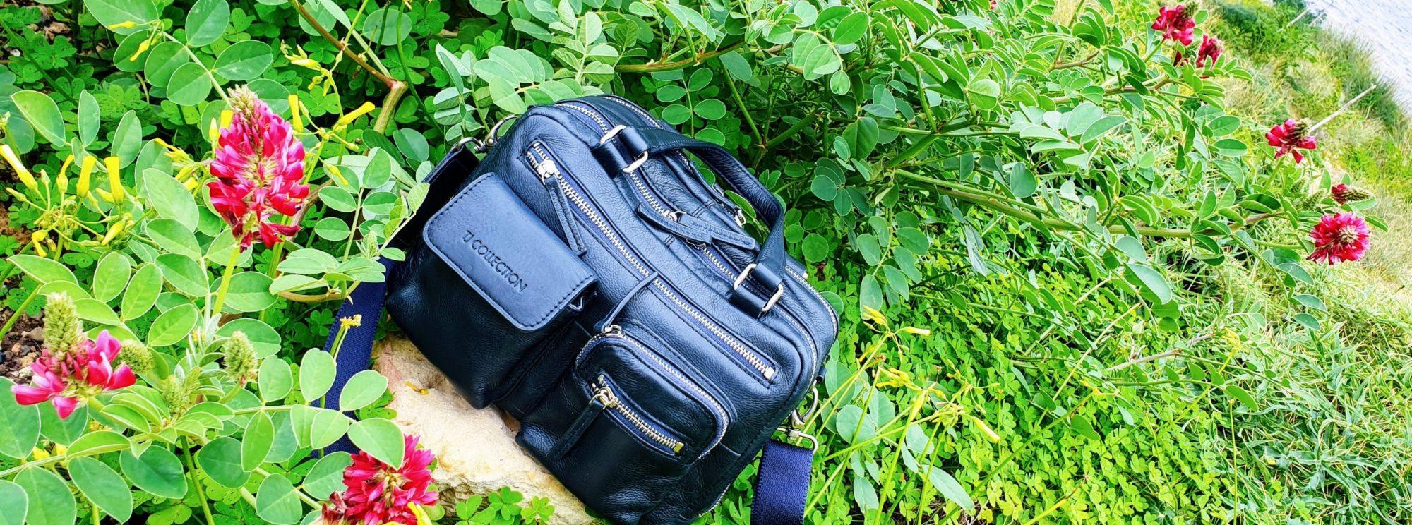 Omnia mea mecum porto - Täydellinen käsilaukku matkalle
